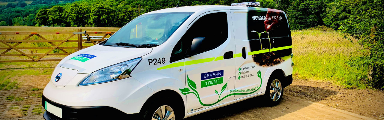 We are proud to announce our first 100% electric vehicles